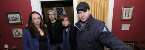 cast of ghost hunters international